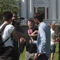 Репортерские будни :: Тата Казакова