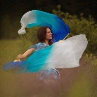 За расплетённым ветром (этюд) :: DewFrame [Kozlova+Yagodinsky]