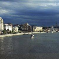 Москва река :: andrew585 585