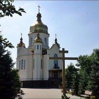 Церковь Святого Николая в Запорожье :: Нина Корешкова