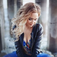 Ветер в волосах :: Анастасия Конева
