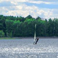 Одиночное плавание :: Андрей Куприянов