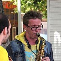 инструменталист группы :: Валерий Дворников