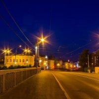 Набережная реки Ушайки :: Дима Пискунов