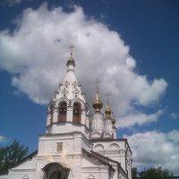 Церковь Благовещения (общий вид). :: Tarka