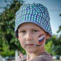 Маленький мужчина :: Анна Никонорова