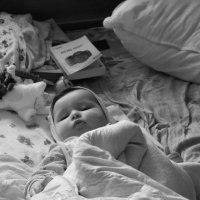 Дитя в пеленках! :: Eva Tisse