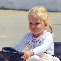 Не все,блондинки за рулем,курицы! Утверждаю! :: A. SMIRNOV