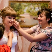 Свадьба Иры. :: Валерий Гудков