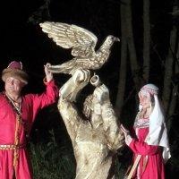 Соколиная охота :: Сергей Рубан