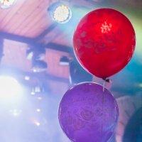 Шарики к Дню рождения!!! :: maxihelga ..............