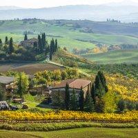 "Соседи.     Из серии ""Toscana - amore mio"" :: Ашот ASHOT Григорян GRIGORYAN"
