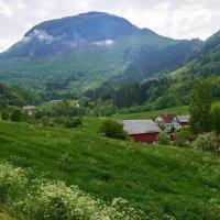 В горах Норвегии :: Valeriy(Валерий) Сергиенко