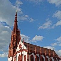 Вюрцбург- Капелла Девы Марии :: Galina Dzubina