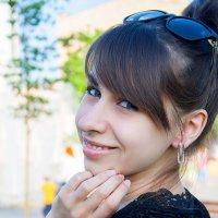 Взгляд из-за плеча :: Екатерина Кузнецова