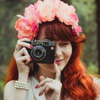 лесная краса :: Екатерина Смирнова