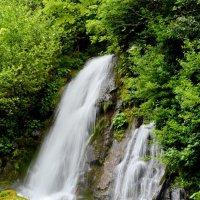 "Абхазия. Водопад ""Птичий клюв"" :: Николай"