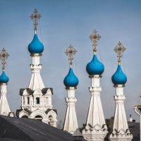 Москва. Церковь Рождества Богородицы в Путинках. :: Виталий Лабзов