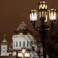 Вечерние огни :: Максим Ткаченко