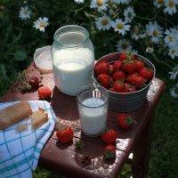 Маленькие радости большого лета :: Наталья Казанцева