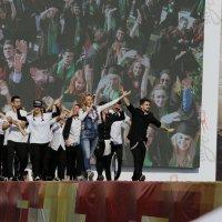 Открытие церемонии вручения дипломов... :: Наталья Мацкевич