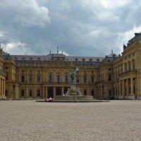 Вюрцбургская резиденция. :: Galina Dzubina