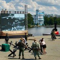 день начала войны 22 июня 2016 екатеринбург :: вадим