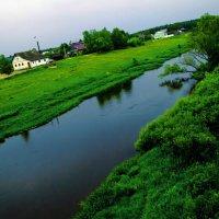 Река Гусь. :: Валерий Гудков