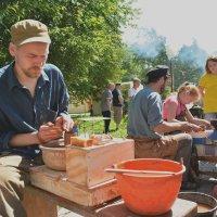Уроки гончаров :: Ирина Бархатова
