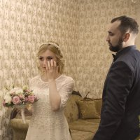 cлёзы невесты... :: Юрий Кальченко
