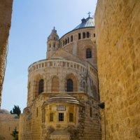 Иерусалим, Старый Город, Дормицион :: Игорь Герман