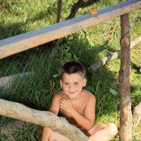 Мальчик :: Андрей Володин