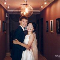 Ксения и Антон :: Татьяна Мальцева