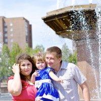 Семейная фотосессия :: ФОТОГРАФ Татьяна
