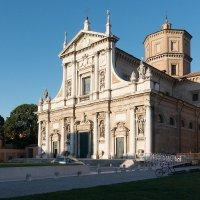 Церковь Санта-Мария-ин-Порто :: Руслан Гончар