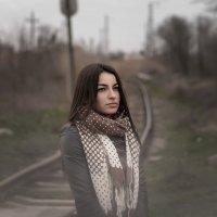 Фотография в холодных тонах :: Павел Тимофеев
