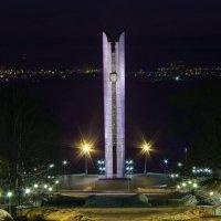 Монумент Дружбы народов, Ижевск - город в котором я живу :: Владимир Максимов