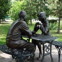 Влюбленные :: Дарья Симонова