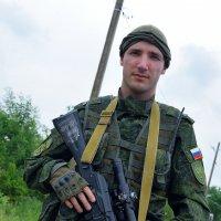 в патруле :: Stas Beloglazov