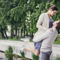 Love in the city :: Яна Ёлшина