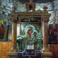 Иерусалим, Грот, Иерусалимская икона Божией Матери :: Игорь Герман