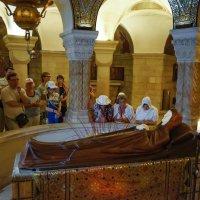 Иерусалим, Дормицион, статуя Успения Девы Марии :: Игорь Герман