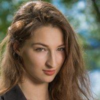 Женский портрет :: Максим Ткаченко