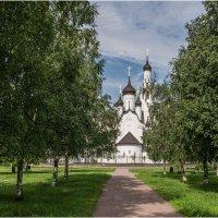 Храм :: Борис Борисенко