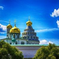 Монастырь :: Александр