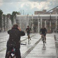 Водный велосипед :: Юрий Кольцов