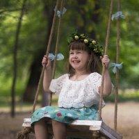 Счастье :: Светлана Диль