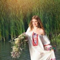 Лето* праздник :: Райская птица Бородина