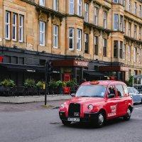 Red Cab :: Максим Дорофеев