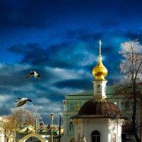 Часовня :: Евгения Кирильченко
